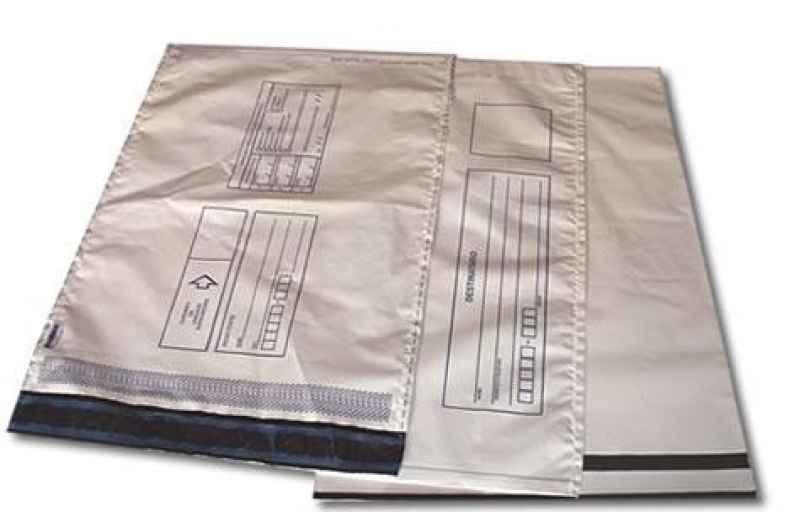 Comprar envelope plástico correios
