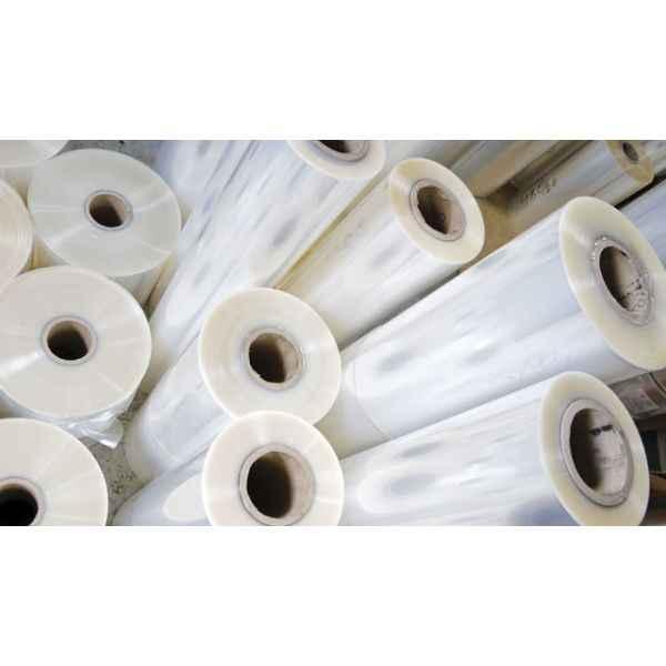 Embalagem de plástico flexível
