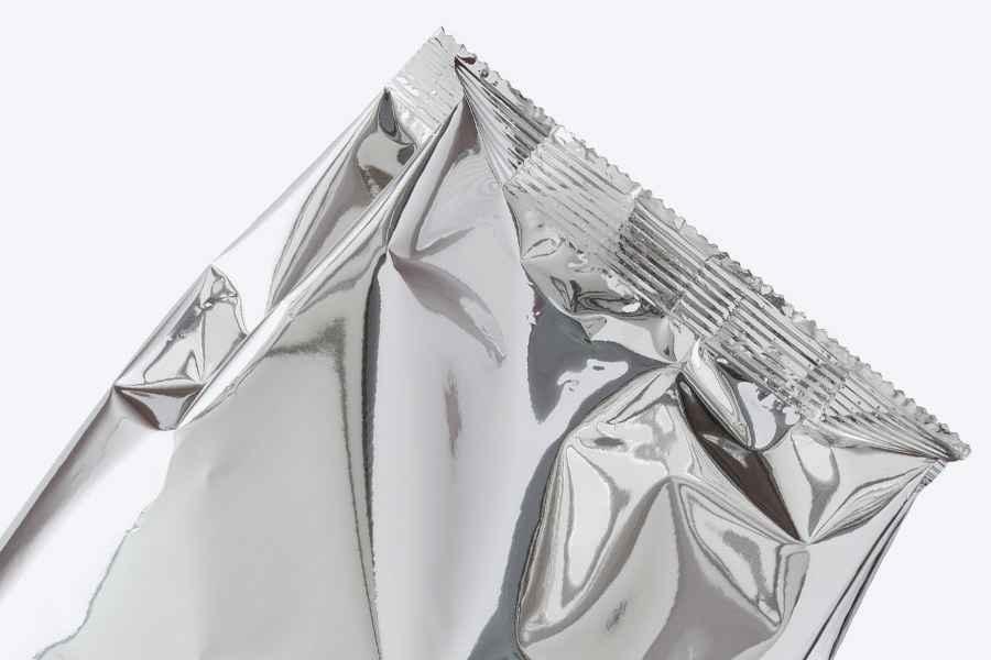 Embalagem flexível laminada