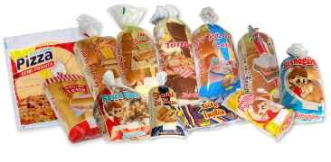 Embalagem flexível para alimento