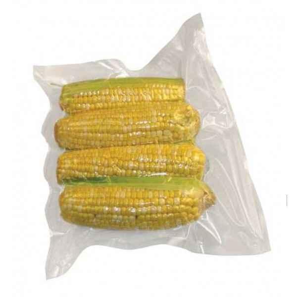 Embalagem flexível transparente para alimento
