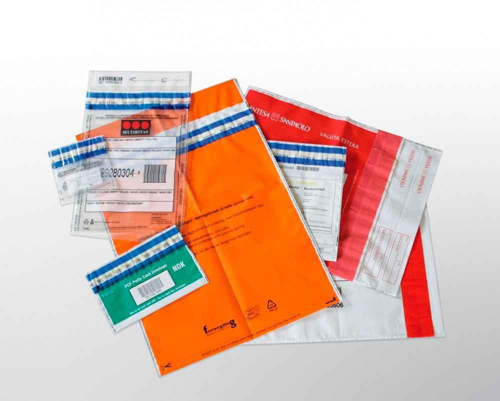 Envelope adesivados impresso