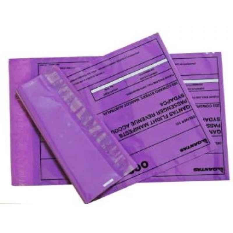 Envelope adesivo com personalização