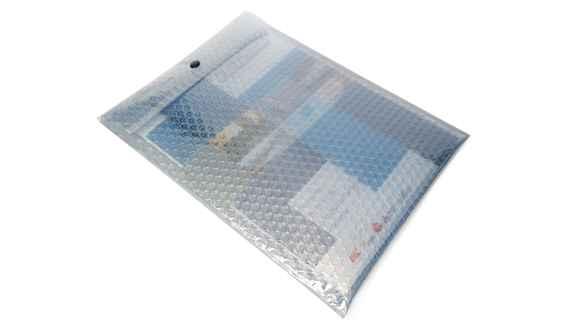 Envelope bolha de ar