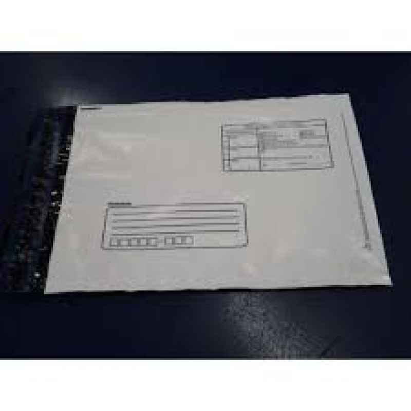 Envelope com aba adesiva de correio personalizado
