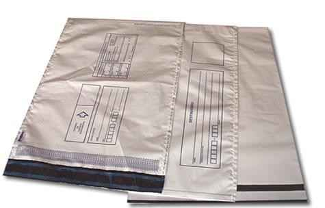 Envelope com aba adesiva para correios