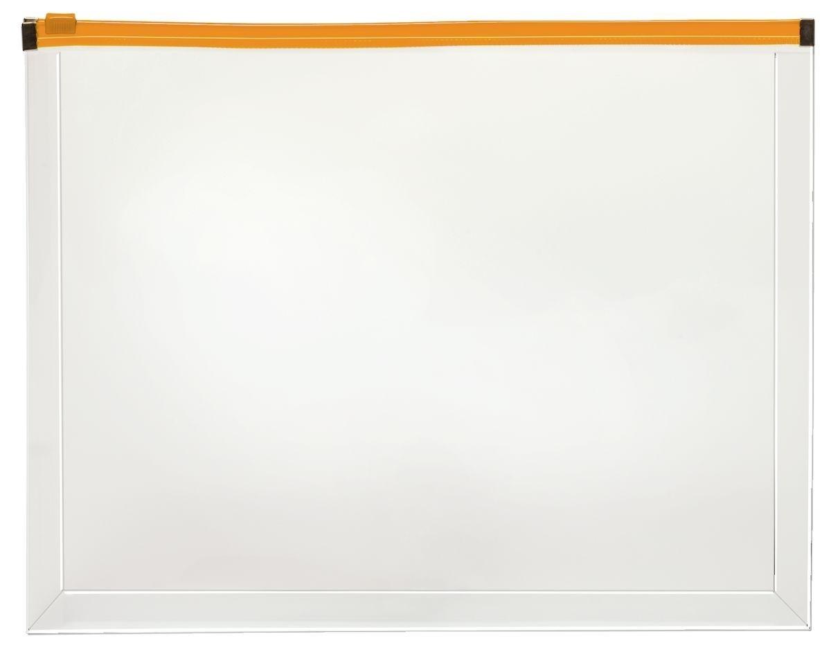 Envelope com zíper