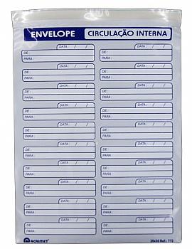 Envelope correspondência interna comunicação