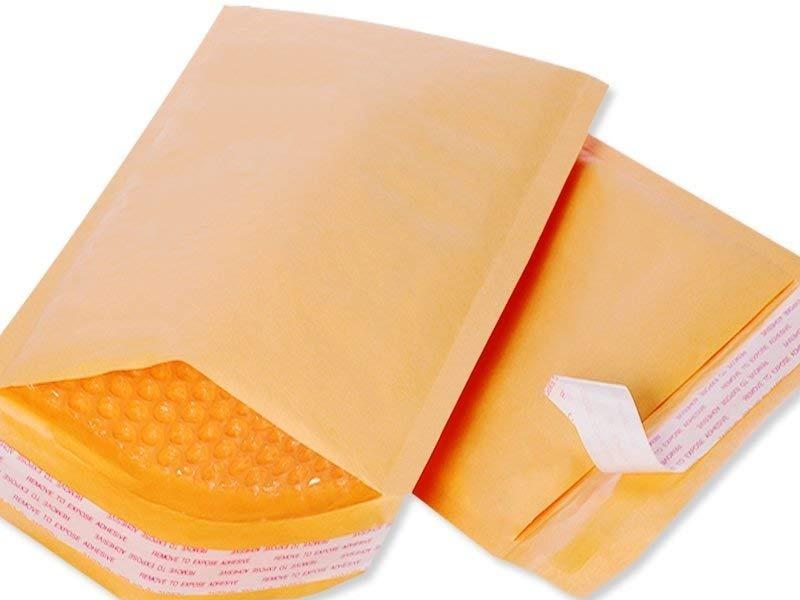 Envelope de papel com lacre