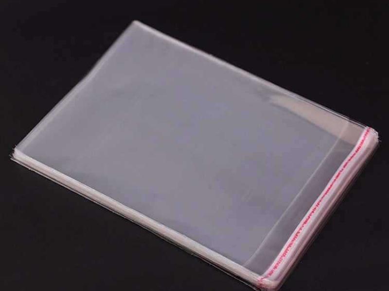 Envelope de saco transparente resistente