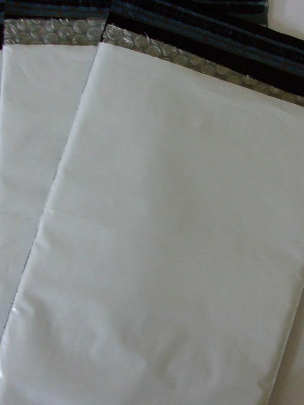 Envelope de segurança adesivado