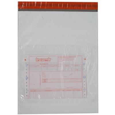 Envelope de segurança com lacre adesivo
