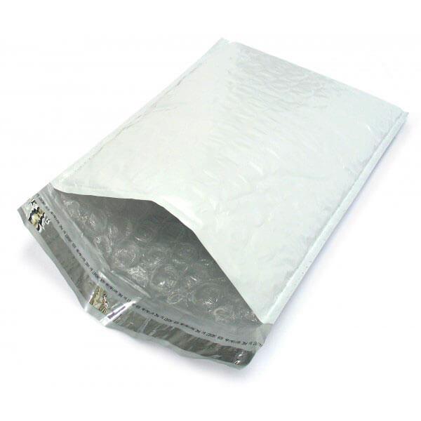 Envelope em plástico para correio