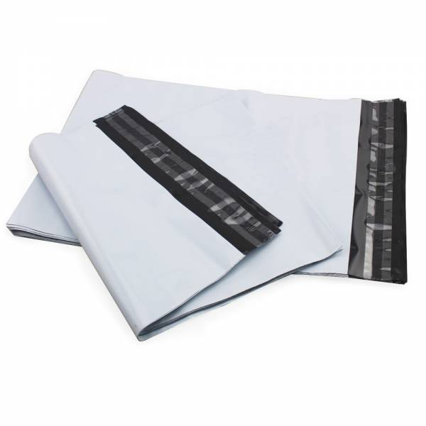 Envelope flexível com lacre adesivo