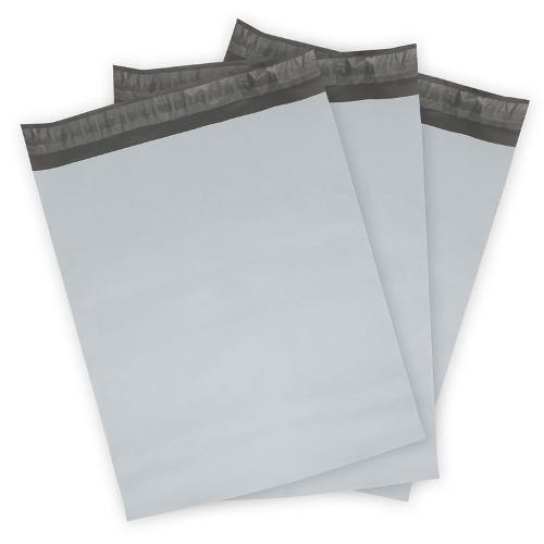 Envelope flexível com lacre personalizado