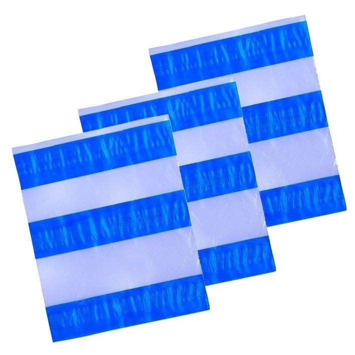 Envelope fronha janela 3 adesivos