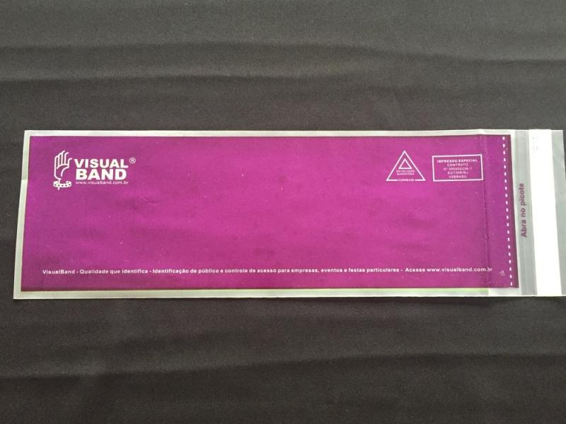 Envelope fronha para convite