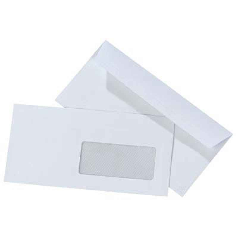Envelope oficio com janela