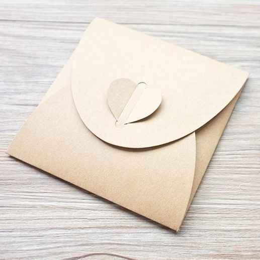 Envelope para cd dvd