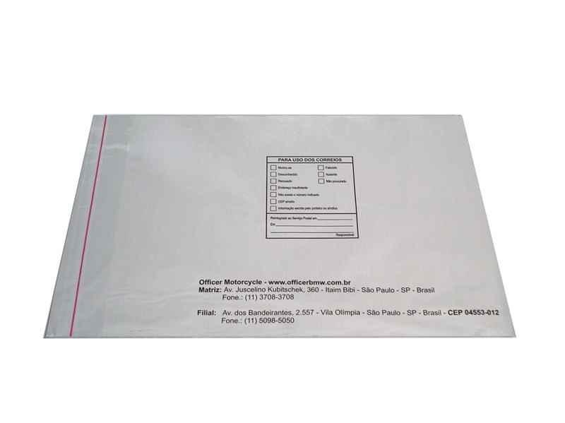 Envelope para correspondência