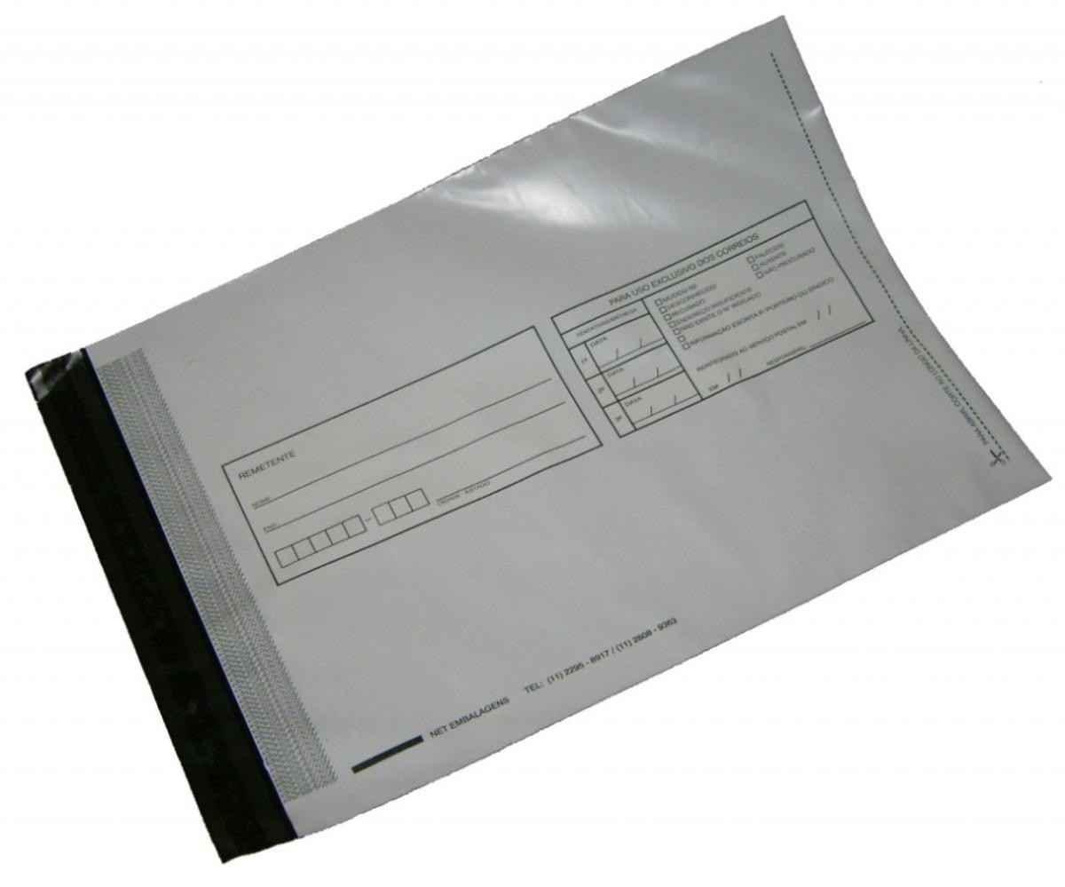 Envelope para loja virtual