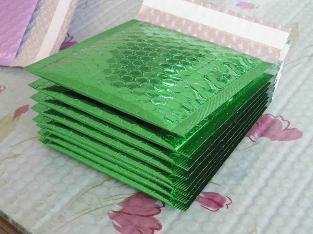 Envelope plástico correspondência
