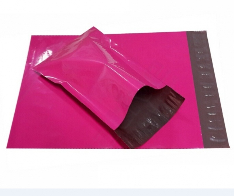 Envelope plástico mala direta