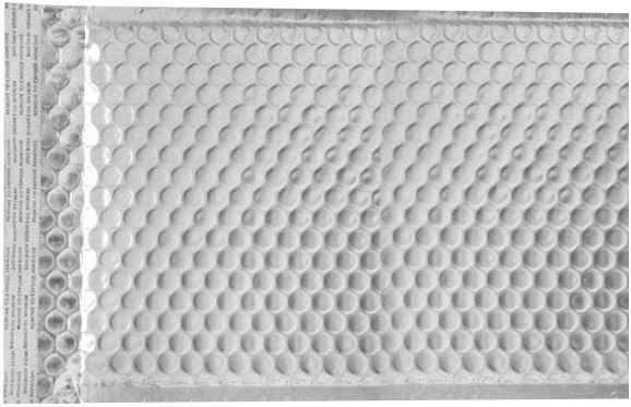Envelope plástico seguro