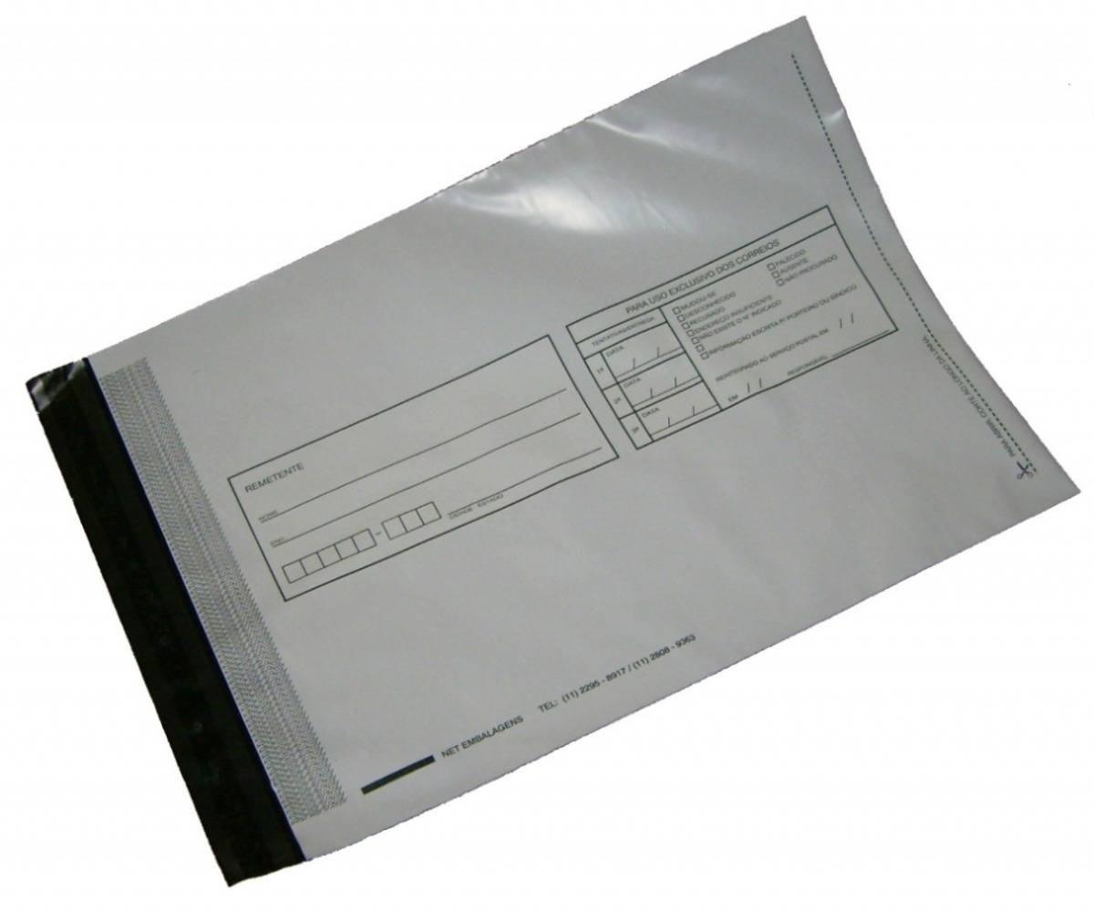 Envelope sedex nacional