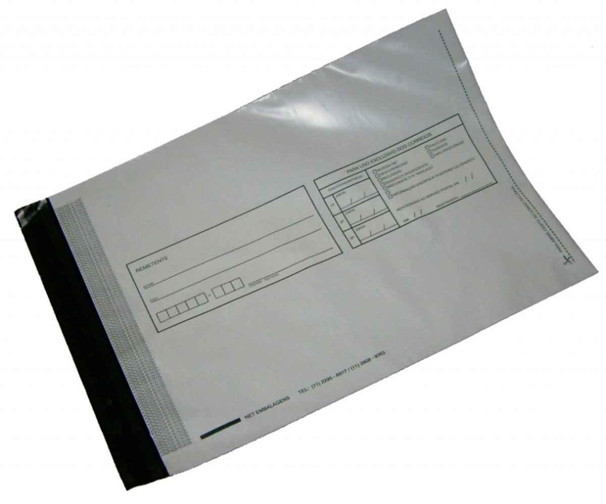 Envelope segurança