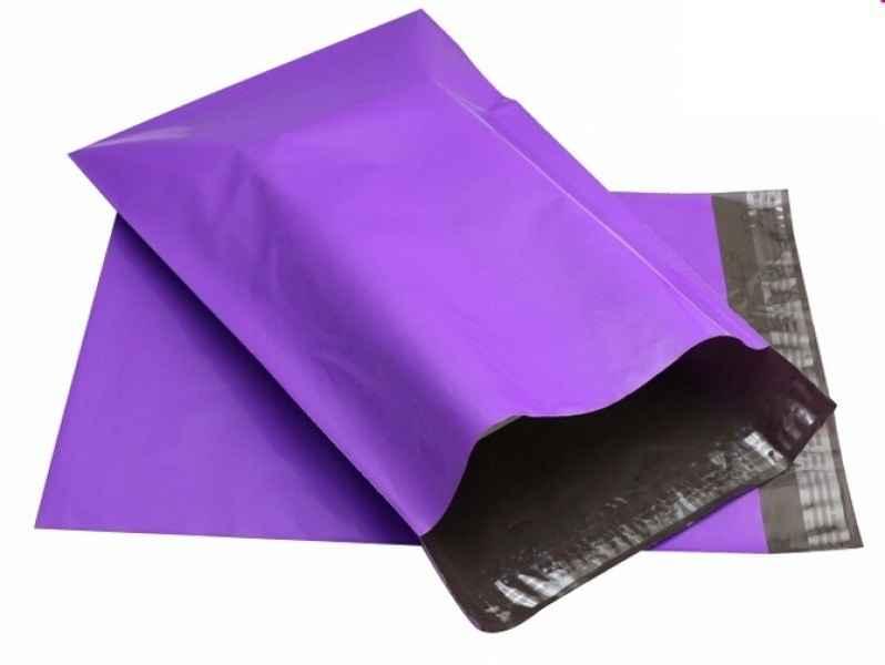 Envelope segurança lacrado