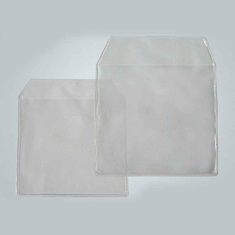 Envelope transparente para cd