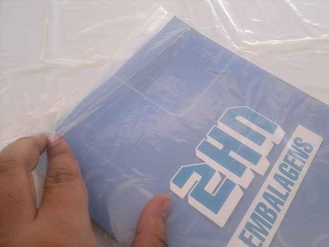 Envelope transparente para mala direta