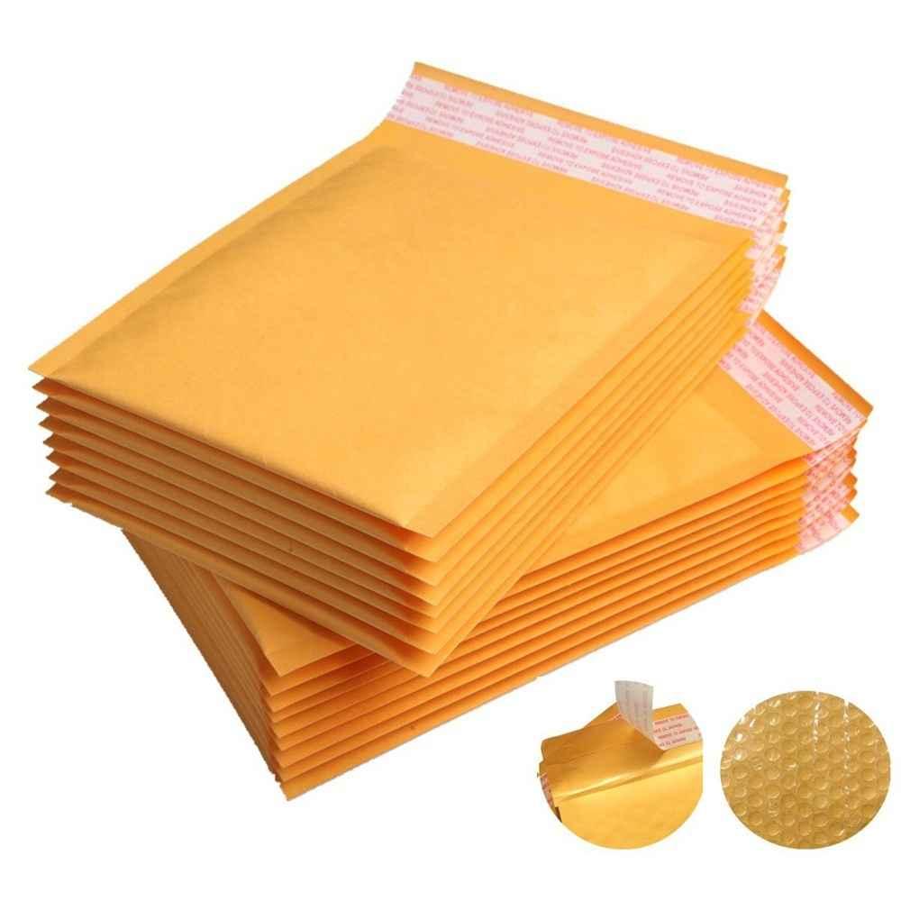 Envelopes bolha dos correios