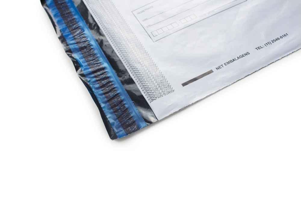 Envelopes com lacres