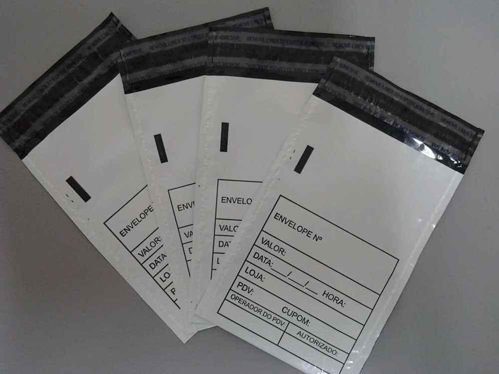 Envelopes com void