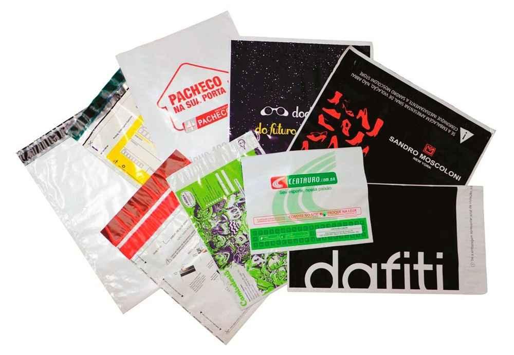 Envelopes de e-commerce