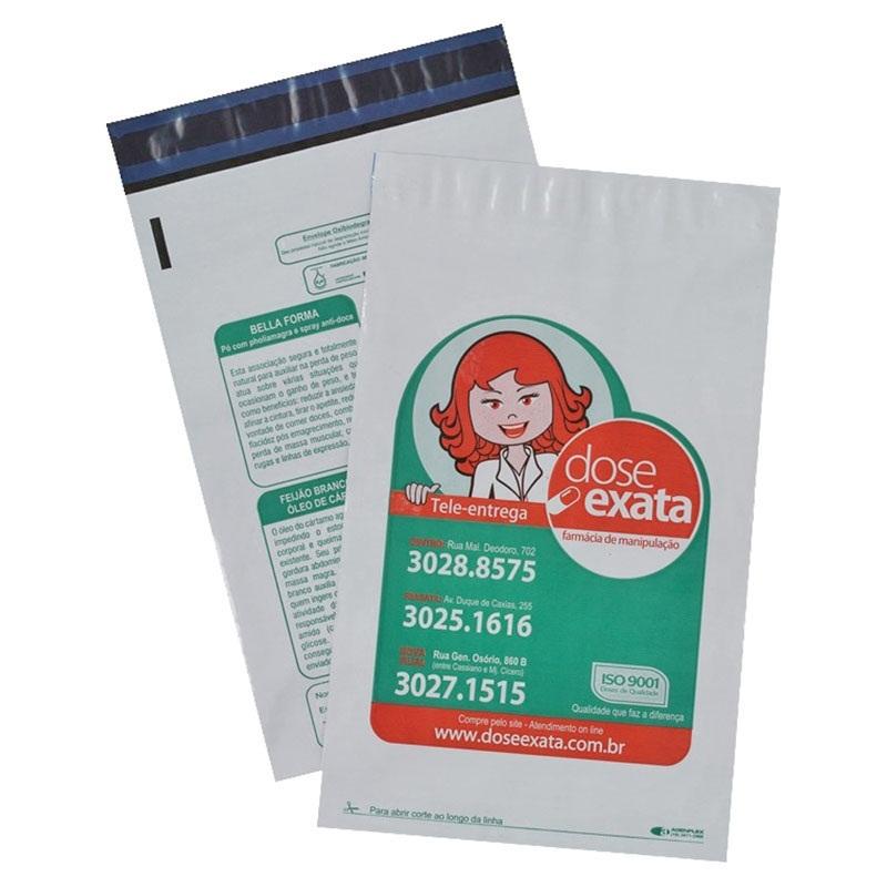 Envelopes de segurança para laboratórios