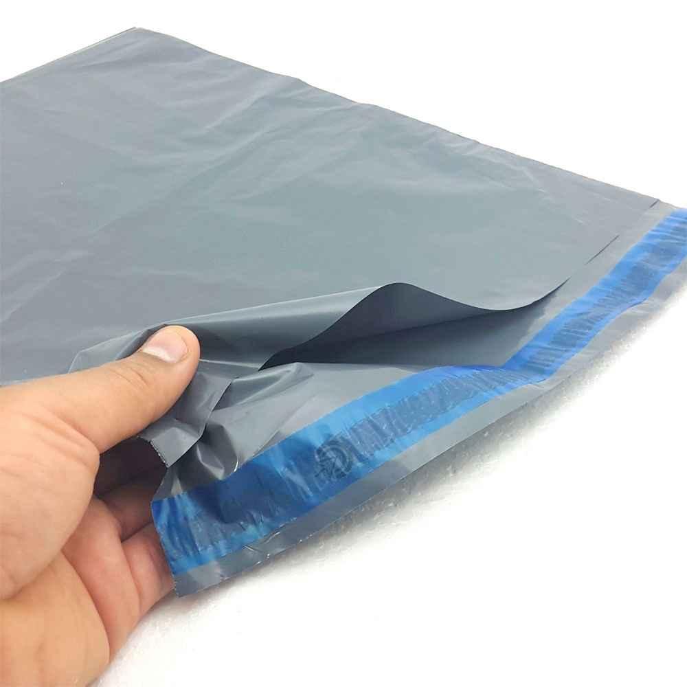 Envelopes invioláveis de plástico