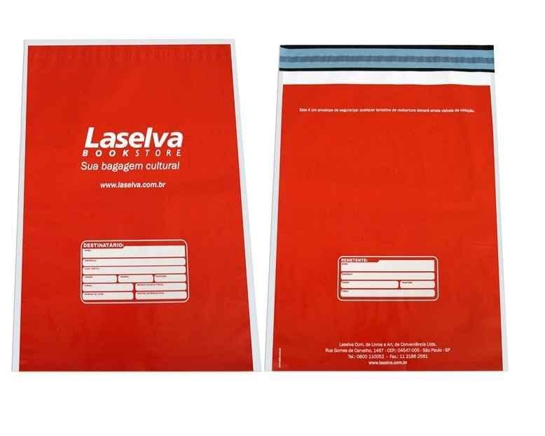 Envelopes modelo segurança sp