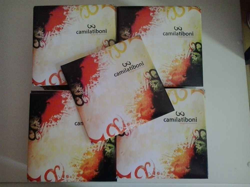Envelopes personalizados cd