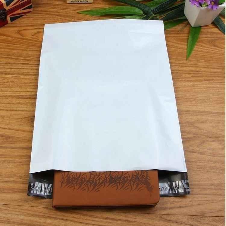 Envelopes plásticos seguros com lacre
