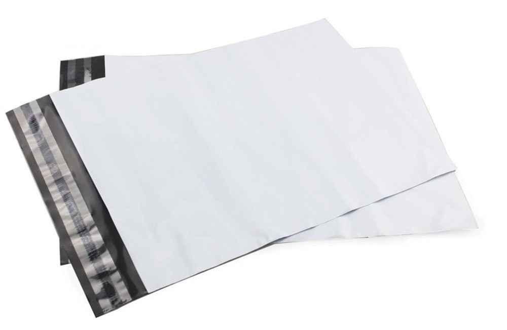 Envelopes segurança de plástico