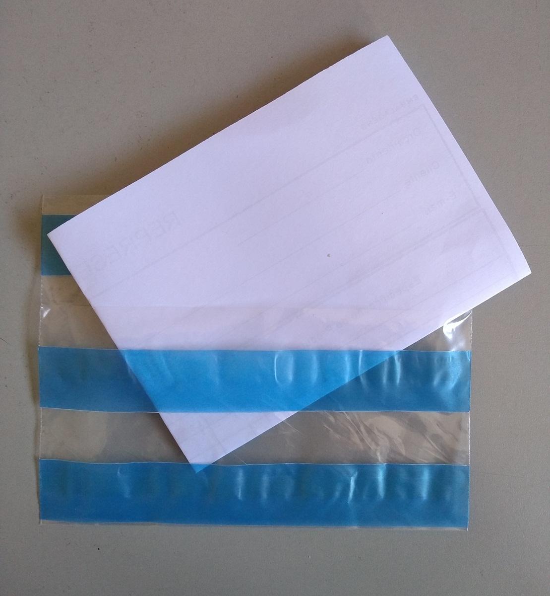 Envelopes tipo janela