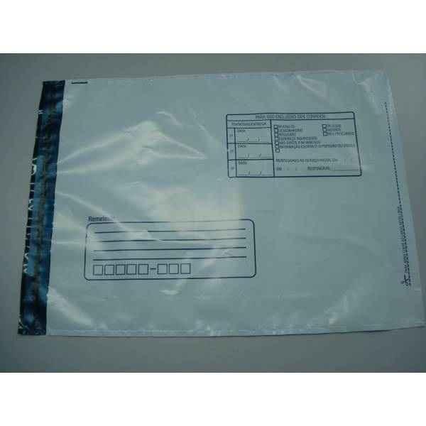 Envelopes tipo segurança adesivo